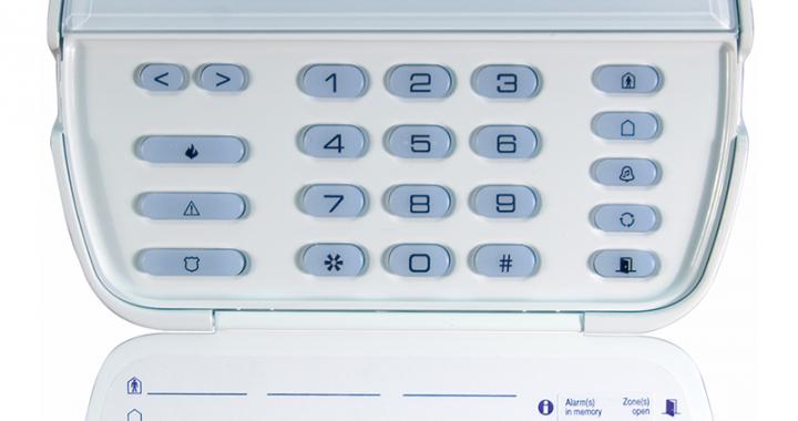 ASC Keypad